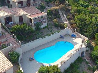 Vila a Costa Paradiso ID 672