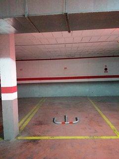 Parking privado, incluido en el precio