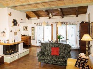 La Bigiola Charming villa in Rimini between sea and hills