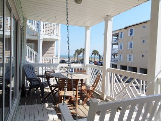 South Beach Ocean Condos - Unit 4 - Just Steps to the beach - Ocean View