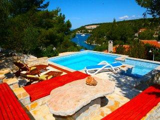 AMAZING Sunny Hill Villa Brac Island, Sutivan