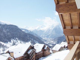 A10, Chalet du Verney (2 bed apartment), Vaujany