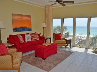 Private, spacious condo w/the perfect beach trifecta view! Free 30a bicycles!, Miramar Beach