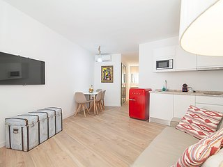 Can Blau 6. Formentor. Cozy apartment in detail and comfort.