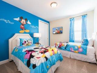EC018 - 8 Bedroom Encore Club Villa