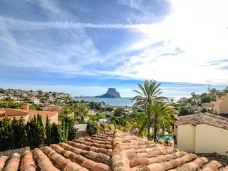 3 bedroom Villa in Calpe, Valencia, Spain : ref 5336952