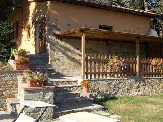 Casa Cristina in the middle of the hills of Cortona, Portole