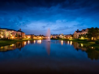 Disney's Saratoga Springs Resort and Spa - 2 Bedroom