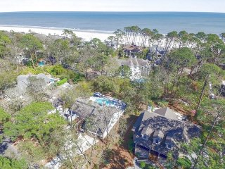 Just 3 Homes to the White Sandy Beaches of Hilton Head