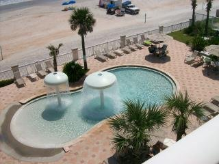 Daytona Beach Resort #25 Ocean Front  One Bedroom Condo
