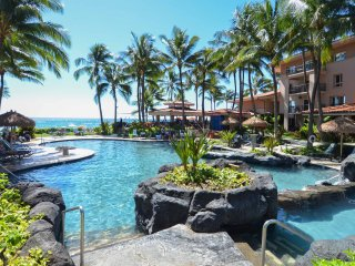 Marriott's Waiohai Beach Club - 2 Bedroom, Koloa