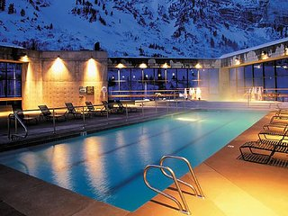 The Cliff Club at Snowbird - 2 Bedroom