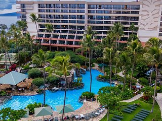 Marriott's Maui Ocean Club: Molokai, Lanai, Maui Towers - 2 Bedroom, Lahaina