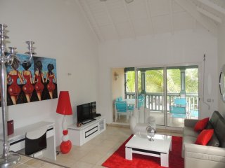 APPARTEMENT SUPERBE A ORIENT BAY BEACH  2 CHAMBRES