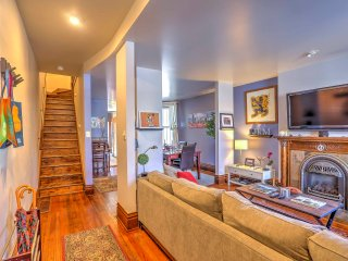 19th Century Row Home in Cap Hill - Near Downtown!