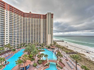 NEW! Panama City Beach Studio w/Resort Amenities!