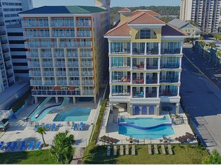 Bali Bay 201, Ocean View, 3BR Luxurious