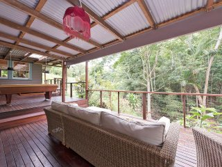 Luxury Rainforest Retreat, Mullumbimby