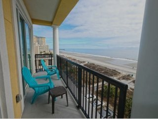 Bali Bay 306, OceanFront 3 BR, Great Views!!