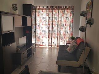 Piso centrico de una habitación con wifi. Completo, Santa Cruz de Tenerife