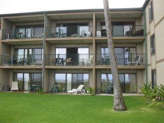 Beautiful Beachfront Condo at Pono Kai Resort, Unit C-204, Kapaa, HI