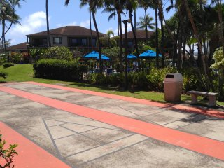 Beautiful Beachfront Condo at Pono Kai Resort, Unit C-204, Kapaa, HI