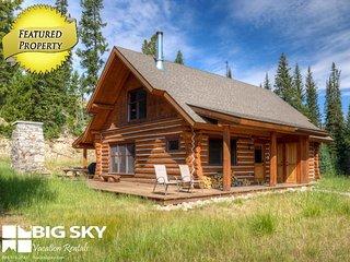 Big Sky Resort | Powder Ridge Cabin 2 Moose Ridge