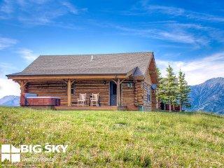 Big Sky Moonlight Basin | Cowboy Heaven Cabin 11 Cabin Hollow