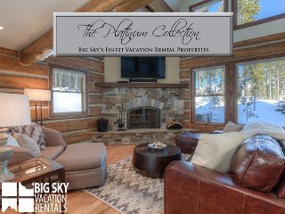 Big Sky Resort | Powder Ridge Cabin 15 Oglala