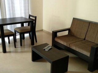 Bright 1bhk flat with cute ambience
