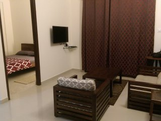 A Zen inspired Cozy 1bhk flat