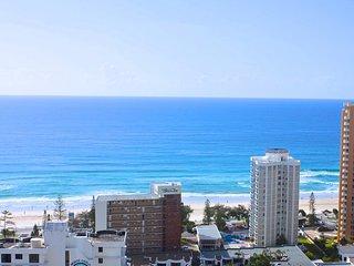 2235 Chevron Renaissance Surfers Paradise Holiday Apartment on the Gold Coast