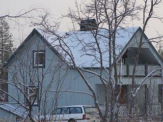 Lapland Snow Cabin, hus i Lappland