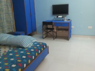 38$ per day for 1 Guest, One BHK Serviced Apartment SA1 for rent in Lucknow