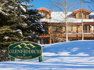 Abode at Glenfiddich in Deer Valley, Park City
