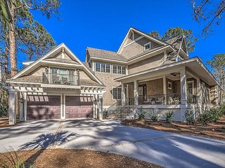 45 Canvasback - BRAND New beautiful 3rd row ocean home., Hilton Head