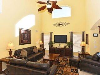 5 Bedroom 4 Bath Pool Home In Aviana Resort. 504PD