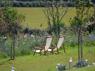 Studio suite terrasse, jardin, au calme, Golfe du Morbihan proche plages, Gingko