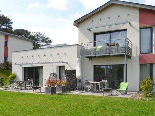 Appartement terrasse, calme et campagne, Golfe du Morbihan, plages, Rose Marine