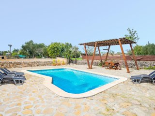 SON CELLES DOTZE - villa with private pool in Sencelles for 12 people