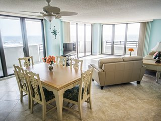 Oceanfront Getaway 3/2 12th floor at Horizons