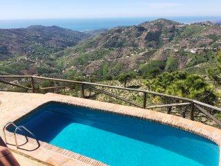 Finca La Sierra para 2 pers. con piscina privada