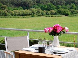 Location de vacances vue sur la nature, Golfe du Morbihan, proche plages, Jasmin