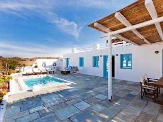 Blue Villas | Skiron | Private Plunge pool
