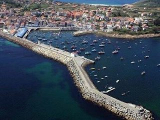 Preciosa villa marinera