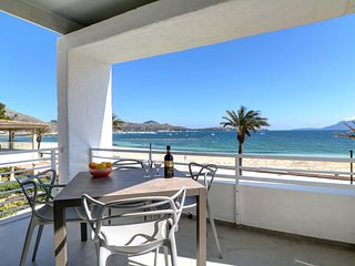 Apartment to rent overlooking the sea in Puerto Pollensa 2D