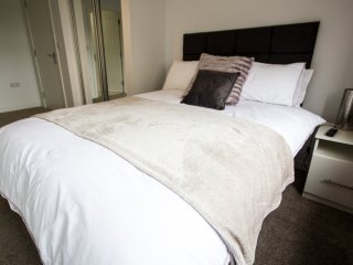 MyPad Luxury 2 bed Ensuite Apartment With Gym