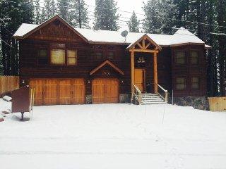 1901 Blackfoot Luxury Mountain Home, Echo Lake