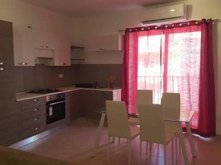Naturally Well-Lit 1 Bedroom Apartment, Marsascala