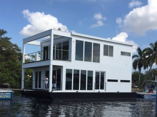 Unique South Florida Waterfront Destination; One of a Kind! SUMMER RATES!